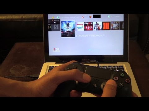 Playstation 4 Remote Play on Mac or PC - How To Play PS4 On a Computer