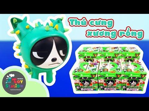 Tokidoki - Thú cưng xương rồng Tokidoki Cactus Pets, mong manh nhưng không dễ vỡ - ToyStation 84