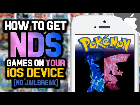 How To Get NDS4iOS Games on your iOS Device! 10.0.2 & ↓ (NO JAILBREAK) (NO COMPUTER) iPhone iPad