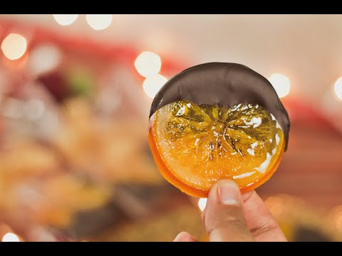 How to Make Candied Orange Slices | Hungry AF