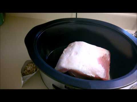 Crock Pot Pork Tacos #CrockStars