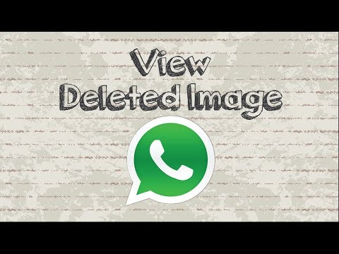 How to View / Save deleted image from friend on Whatsapp