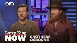 If You Only Knew: Brothers Osborne | Larry King Now | Ora.TV