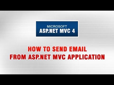 ASP.NET MVC 4 Tutorial In Urdu - How to Send Email from ASP.NET MVC Application