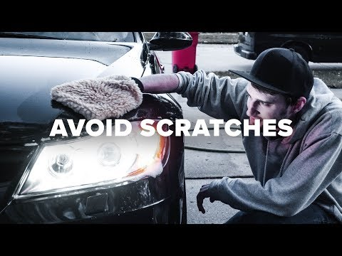 Car Wash Tips | How to Avoid Scratches & Swirls