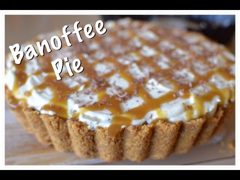 How to make a Banoffee Pie