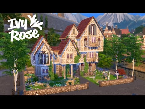 Sims 4 Speed Build | Ivy Rose Cottage