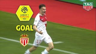Goal Aleksandr GOLOVIN (82') / AS Monaco - Amiens SC (2-0) (ASM-ASC) / 2018-19