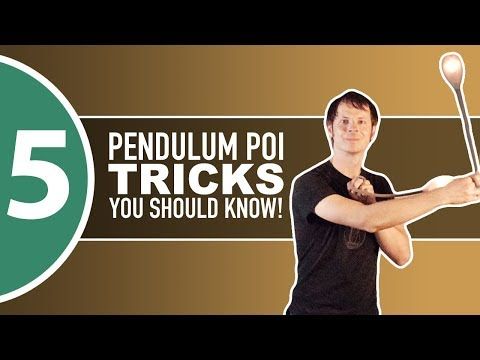 5 Poi Pendulum Tricks You Should Know!