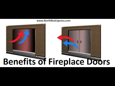 Reasons Why Installing Fireplace Doors Will Benefit Your Family and Home