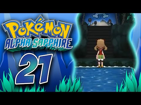 Pokémon Omega Ruby & Alpha Sapphire - Episode 21: ASTER THE THIEF!