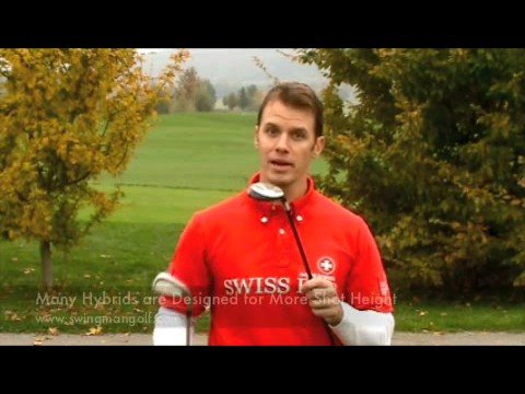 Hitting 3-5 Irons Too Low - Golf Swing Lessons, Tips & Instruction