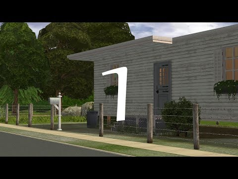 The Sims 2 - Riverblossom Hills - 200 Strawberry Hill - Part 1