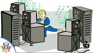 Fallout 76 Code Cruncher - 50 Terminal Hacks