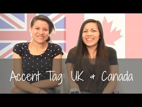 Accent Tag (UK & Canada)