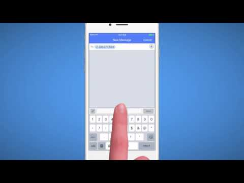 How to use TextNow   iPhone Devices