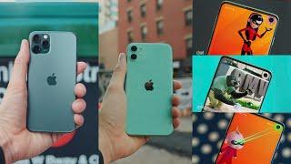 Smart things - top tech gadgets / items 2019 - smart phones, tabs, laptops - music - SCREENSHOTZ