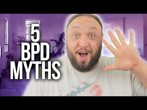 5 Borderline Personality Disorder (BPD) Myths About Symptoms and Treatment