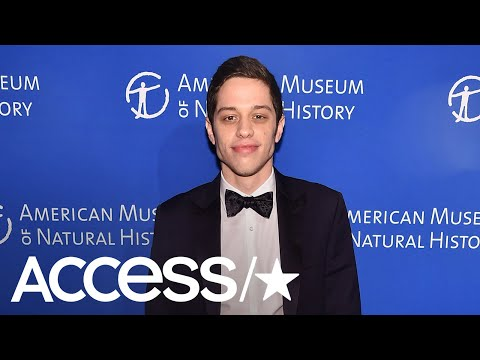 Pete Davidson Blasts Comments That People With BPD Can't Be In Relationships | Access