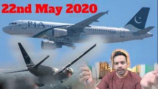 Pakistan Airlines 8303 Flight Crash Karachi | What Happened ?