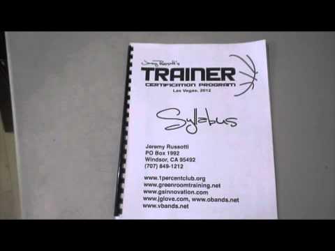 Skill Training U.com Syllabus