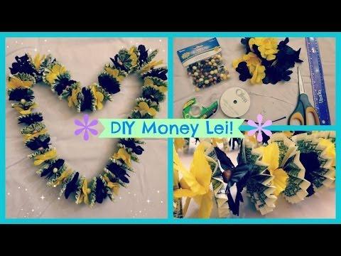 DIY Money Lei!