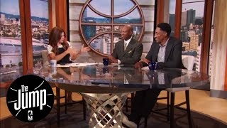 Byron Scott And Scottie Pippen Remember The 1991 NBA Finals | The Jump | ESPN