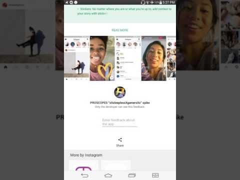 how to go live on instagram on android devices