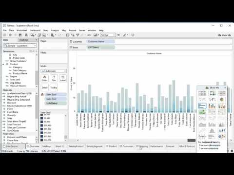 008 Bins and totals - 05 Advanced analysis creation