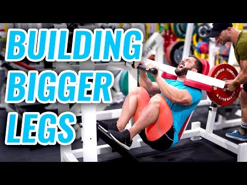 HOW YOU SHOULD BE TRAINING YOUR LEGS TO BREAK PLATEAUS (full explanation & mindset)