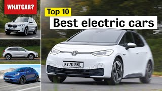 Best Electric Cars 2021 (and the ones to avoid) – Top 10s   What Car?