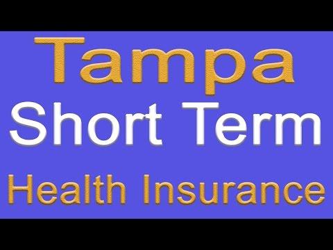 Tampa Short Term Health Insurance | 866-750-3197 | Short Term Health Insurance Tampa coverage