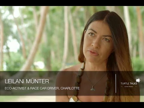 Meet Leilani Munter, Eco-activist & Race Car Driver - Spotlight - TurtleTalks