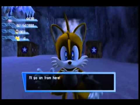 Sonic 2006 Glitches 1: How to beat White Acropolis as Tails