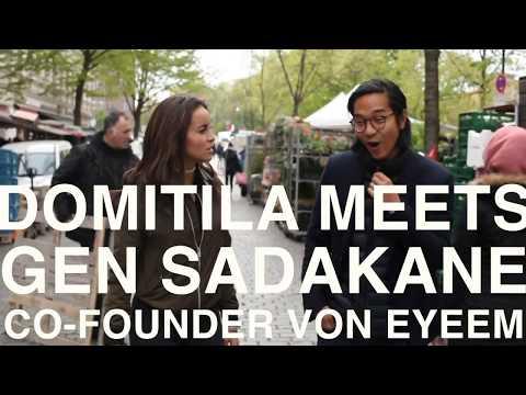 Teaser // Domitila Meets Gen Sadakane | Founder EyeEm Trend Foto-App