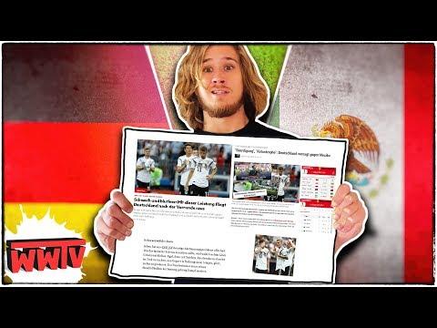Esto Dice la Prensa Alemana de México VS Alemania🔥Bandera Alemana & DebRyanShow ✌WeroWeroTV