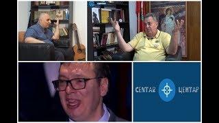 U CENTAR Škoro: Vučić će plakati svaki dan kad bude izveden pred sud