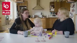 Spar Med Lo Plus: Mød Familien Zanchetta