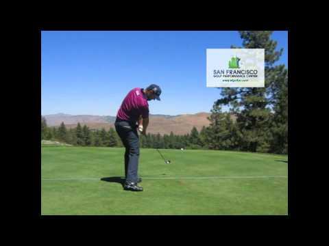 Padraig Harrington Hybrid Golf Swing DL