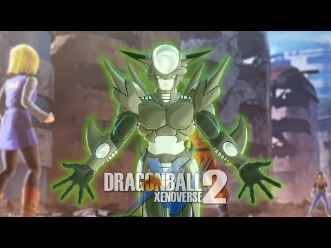 This Isn't Even My Final Form! | Dragon Ball Xenoverse 2 Frieza Race Playthrough 8