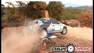 Rallye Terre du Vaucluse 2017 [HD] - Crash & Show - RallyeChrono