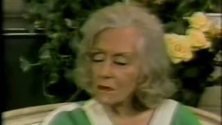 Gloria Swanson, Barbara Walters, 1981 Interview