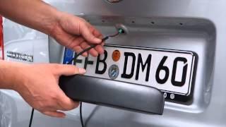Alpine Reversing Camera - VW Transporter - Car Electronics Nottingham