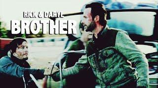 Rick & Daryl   Brother