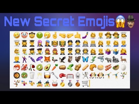 How To Get New Secret and Updated Emojis on iOS 10! (No Jailbreak, No Computer)