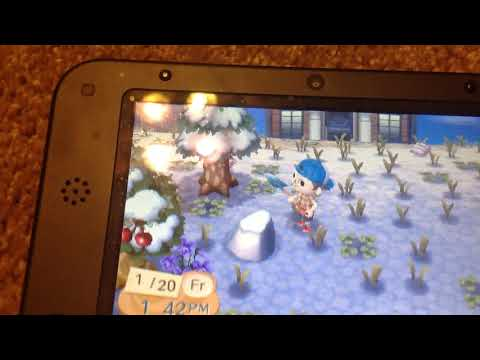 How to get a rolly Polly and the centipede in animal crossing new leaf