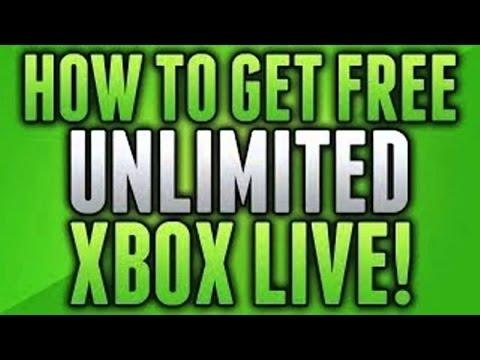 FREE XBOX LIVE GOLD MEMBERSHIP UNLIMITED GLITCH (November December 2016)