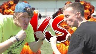 Football Horse Challenge! + TREST! | FiFqo vs Smilo