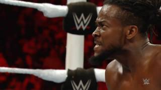 Roman Reigns vs. Kofi Kingston: Raw, June 8, 2015