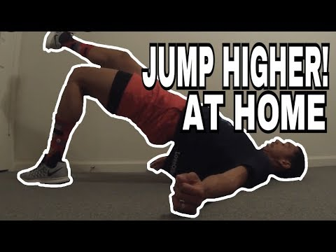 Improve Your Vertical Leap at Home With These Exercises